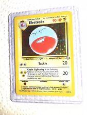 Electrode 2/64 Jungle Set - Holo Pokemon Card - EXC/NEAR MINT