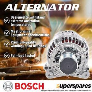 Bosch Alternator for Skoda Fabia Octavia Rapid Superb Yeti With Start-Stop