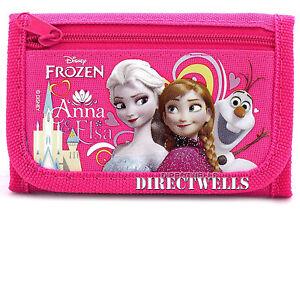 Disney Frozen Pink Wallet