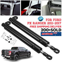 2X REAR TAILGATE SLOW DOWN SHOCK STRUT for FORD RANGER PX PX2 XL XLT WILDTRAK