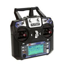 Flysky FS-i6 AFHDS 2A 2.4GHz 6CH Radio System Transmitter for Quadcopter Glider
