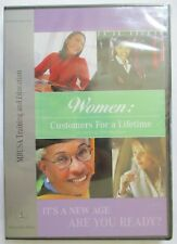 "MERCEDES BENZ MBUSA TRAINING & EDUCATION ""WOMEN CUSTOMERS"" DVD - BRAND NEW"