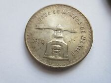 1979 , Casa De Moneda De Mexico , Una Onza De Plata Pura , Ley .925 ,Peso 33.625