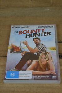 The Bounty Hunter (DVD, 2010) - PAL 4 - Gerard Butler, Jennifer Aniston - New