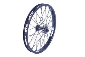 COLONY - BMX Front Wheel PINTOUR WASP HUB - BLACK