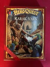 HEROQUEST extension KARAK VARN Games Workshop