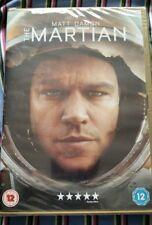 New & Sealed The Martian  DVD - Matt Damon - FREE UK POSTAGE
