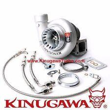 "Kinugawa Billet Turbocharger 4"" Cover TD06SL2-25G w/ T3 8cm V-Band Hsg / 500HP"