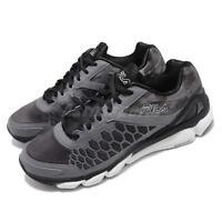 Fila Backslash Energized Grey Black Men CrossFit Cross Training Shoes Sneakers