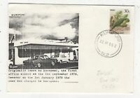 New Zealand Kuripuni Post Office 23 May 1986 Cover 191c
