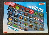 Thomas Train /& Friends Minis Set 30 Buzzin Insect Theme Fisher Price NIB collect