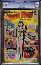 Wonder Woman # 197 CGC 9.4 OWW (DC, 1971) Classic cover