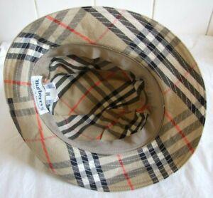 Genuine Vintage Burberry Ladies Hat