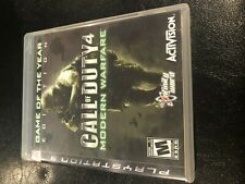 Call of Duty 4: Modern Warfare - Game of the Year Edition (Sony PlayStation) PS3