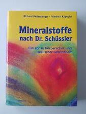 Mineralstoffe Schüssler Salze Buch