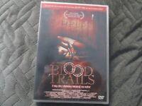 """DVD NEUF """"BLOOD TRAILS"""" film d'horreur de Robert KRAUSE"""