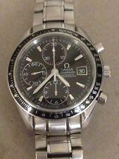 Omega Speedmaster Date watch automatic chronograph chronometer 3210.50