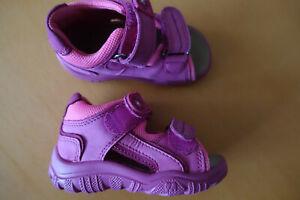 Elefanten_Schuhe für Mädchen Kinder Schuhe Sandalen Gr.20 Pink