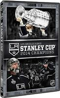New: LOS ANGELES KINGS - Stanley Cup 2014 Champions DVD