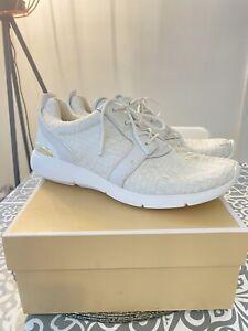 Michael Kors Trainers UK Size 9 White