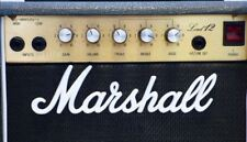 """Vintage Marshall Lead 12w Combo Model 5005 Collect only """"BIG STACK SOUND"""" ZZ TOP"""