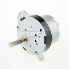 12V 3RPM Torque Gear Box Motor New
