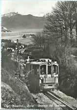 Stresa - Ferrovia del Mottarone - Lago Maggiore non  viaggiata Animata anni '50
