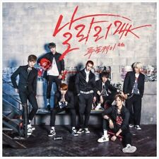 24K [SUPER FLY] 4th Mini Album CD+Foto Buch+Foto Karte K-POP SEALED