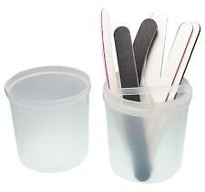 Feilen Aufbewahrungsbox für Profi Feile rund abwaschbar + Desinfizierbar