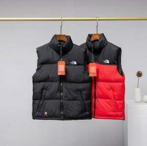 The North Face Down Mens Womens Warm Outerwear Down Jacket Vest Puffer Coat