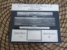 rose series replica  canberra postcard  collection of 7 postcards unused