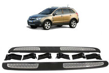 Opel Antara Trittbretter Schweller 2006+ SEITENBRETTER Seitenschweller Off-Road