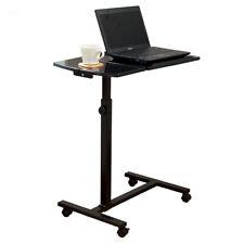 Computertisch Schreibtisch Laptopwagen mobil mit Rollen