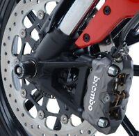 Ducati Scrambler 2016 R&G Racing Fork Protectors FP0167BK Black