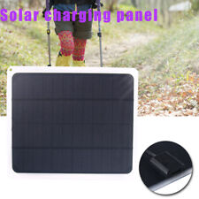 20w Solar Panel 12v Trickle Charge Battery Charger Maintainer Marine Rv Car T It
