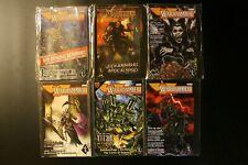 7 x Warhammer Monthly, 2x Games Workshop (US englisch)