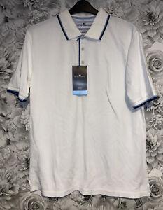 Mens Medium M&S Polo Shirt - BNWTS