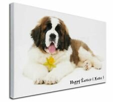 More details for personalised name st bernard x-large 30