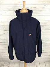Mens Sprayway Combi Shell Jacket - Small - Navy - Great Condition