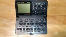 SHARP ZQ-5300M 64KB PDA ELECTRONIC ORGANIZER PERSONAL POCKET PC CALCULATOR MEMO