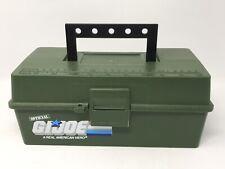 1980s  GI Joe Fishing Tackle Box  Original Vintage