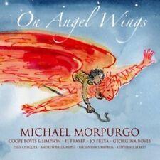 Michael Morpurgo - On Angel Wings (w Coope Boyes and Simpson) [CD]