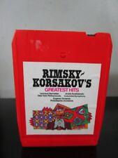 RIMSKY-KORSAKOV'S GREATEST HITS 8 TRACK~