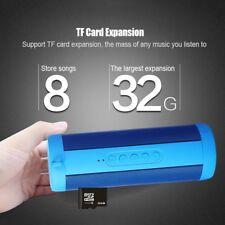 Wireless Bluetooth Speaker Portable waterproof Outdoor USB/TF/FM Radio Stereo US