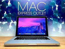 Apple MacBook Pro 13 OSX 2015 *Upgraded 500GB Storage* 13.3 Mac Laptop Warranty