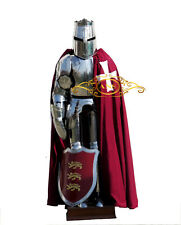 Templar Knight Suit of Armour Wearable Halloween Costume
