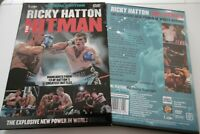 Ricky Hatton The Hitman Edición Especial DVD Highlights Of 13 Combate Pal Reg 0