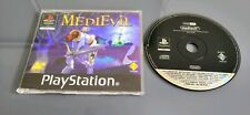 Medievil - Jeu Sony PlayStation one ps1 ps2 ps3 - Version Promo En Boite