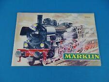 Marklin Katalogue 1967-68 NL