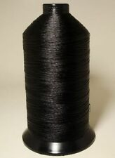 Polyester DABOND ANTI-WICK Thread BLACK size 138 For Marine Canvas/Upholstery